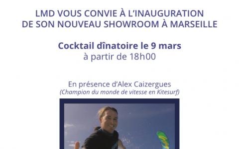 Inauguration LMD Marseille