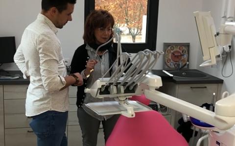 Création Cabinet Dentaire à Cotignac (83)