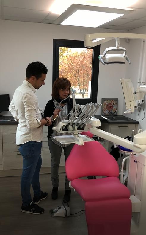 Création Cabinet Dentaire à Cotignac – Var –