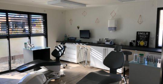 Création d'un cabinet d'Orthodontie à Mauguio (34)