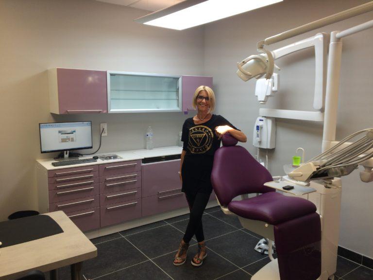Salle de soins dentaire Montady (34)