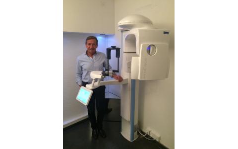3D Planmeca Marseille (13) dans cabinet implanto exclusif