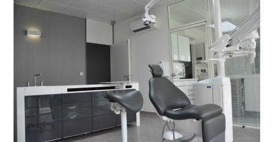 Salles de soins dentaires 3