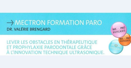 Formation Paro avec MECTRON