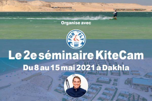 Séminaire KiteCam2 DAKHLA